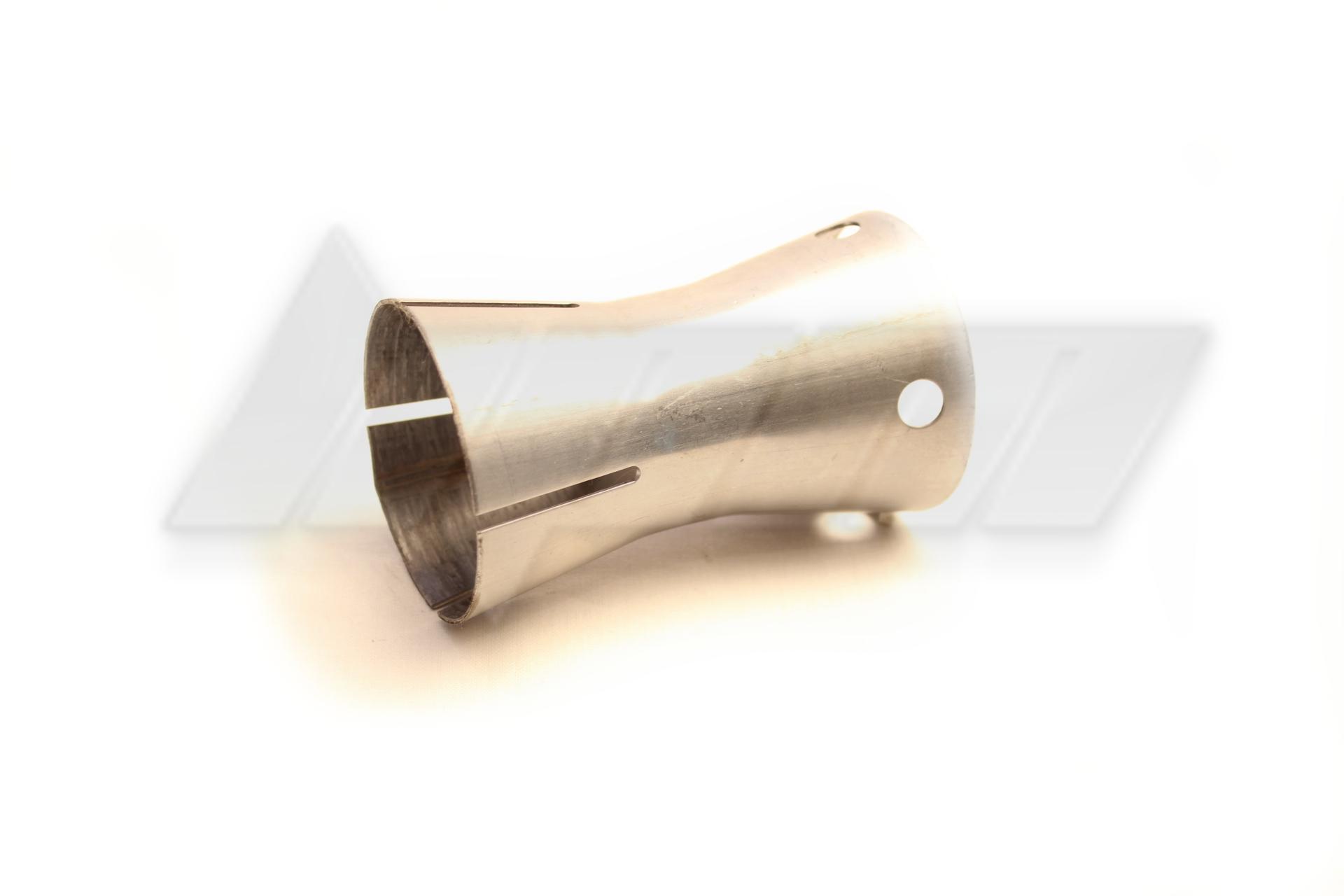 universal db reducer per 70mm tubo db killer scarico. Black Bedroom Furniture Sets. Home Design Ideas
